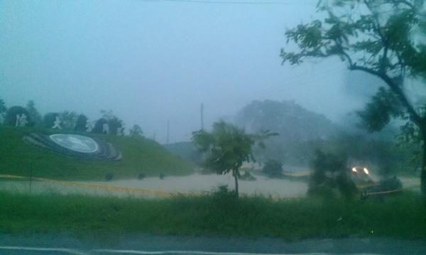 0619豪雨成災第11天─颱風來襲,高屏地區安置中心與原鄉最新情況