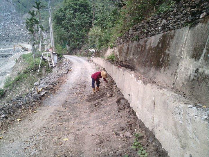 0702豪雨成災24天:道路搶修尚未完成,屏東大武、佳暮部落續留平地安置