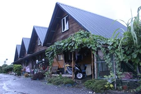 多數住民為老人家的三和避難屋,村民把這裡當成第二個家