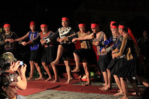 大武與佳暮,心繫部落的小米豐收祭