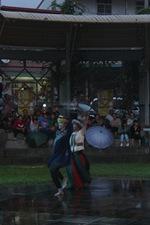 IMG_4868台東高中藝能班小老師們表演的小品~布農與排灣公主之舞
