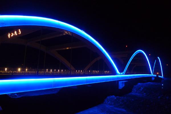 旗美社大《再見莫拉克》系列(2)串連希望的甲仙大橋