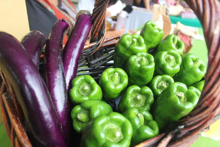 原鄉在地生產,德文無毒蔬菜開賣