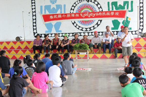 「其實,學生才是真正的災民」─失去學校的佳興村