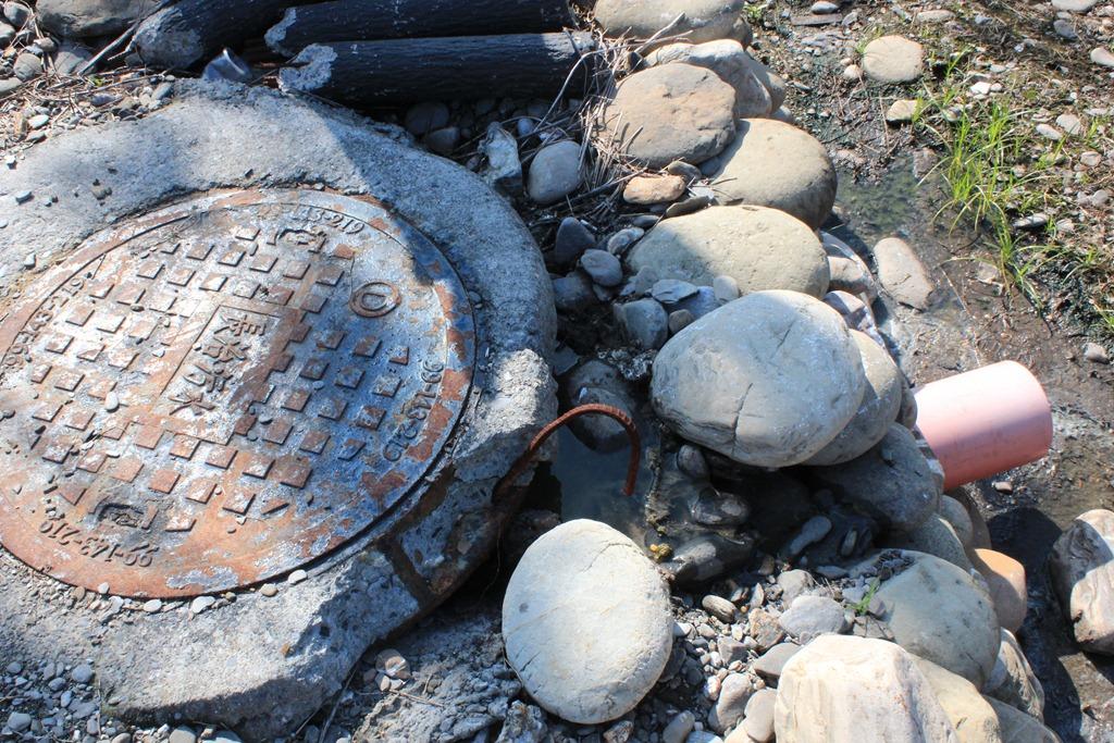 長治百合部落(43)汙水管線易阻塞,嚴重影響居民生活