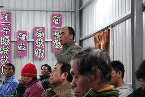 長治百合部落(47)部落召開第11村規劃座談會,盼先形成集體共識