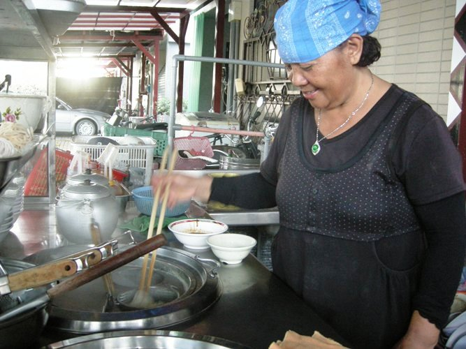 從原鄉到永久屋,來義三十年老麵店繼續照顧居民的胃